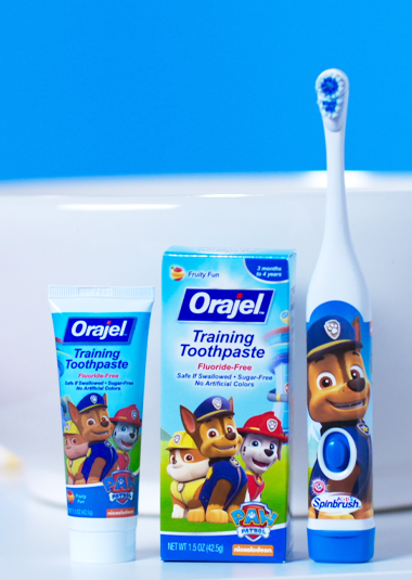 Orajel – Big Kid