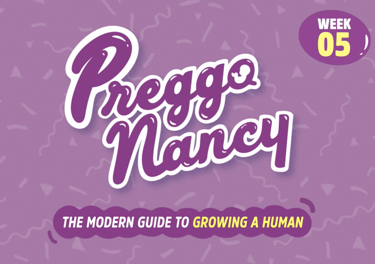 Preggo Nancy
