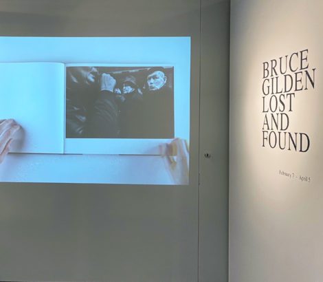 Bruce Gilden Exhibition