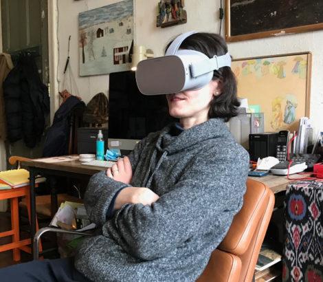 Saul Leiter VR